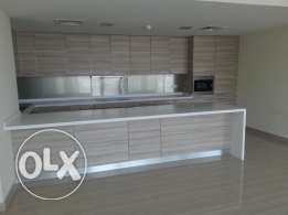 Lovely 3 Bed rooms Duplex apartment semi furnished open Sea views