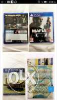 Hi im selling various ps4 games specially mafia 3