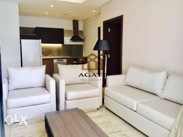 Brand new 1 bedroom apartment for Sale in Seef area .