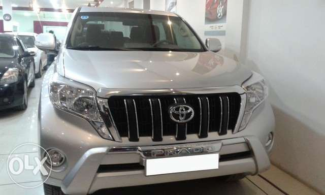 Toyota Prado 2Door Sport Model 2014