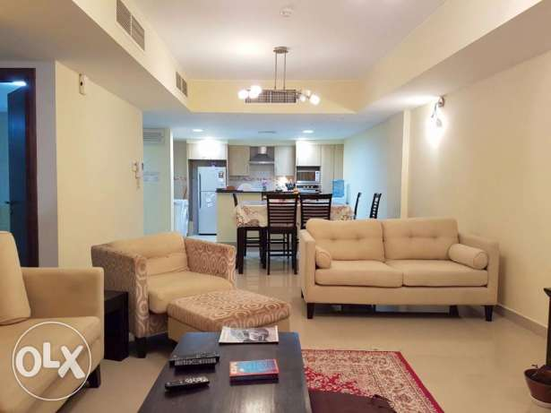 Upgraded Modern Type Fully Furnished Apartment (Ref No:36AJM) جزر امواج  -  1