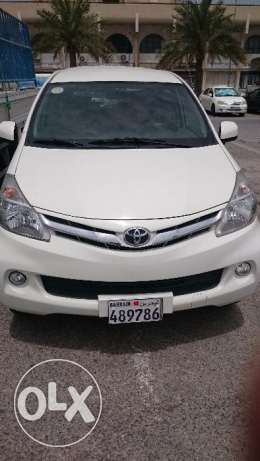 Toyota Avanza for urgent sale