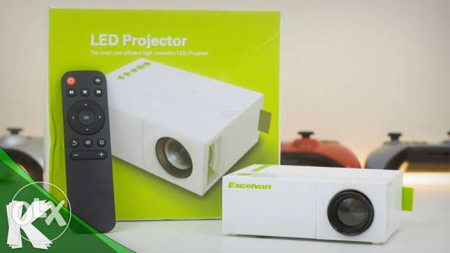 Portable Projector YG 310