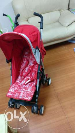 Mothercare stroller (prestine condition, sparingly used)