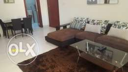Must see, beautifully furnished spacious apartment with Balcony