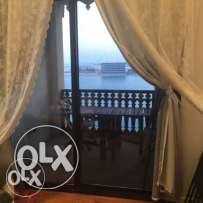 Apartments for Rent flat 1 bedroom for rent seaview in amwaj meena 7