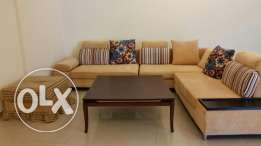 Bright and sunny apartment/flat for rent in juffair