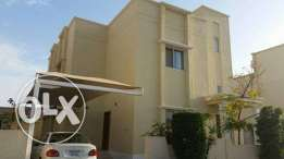 semi furnished villa with pool saar