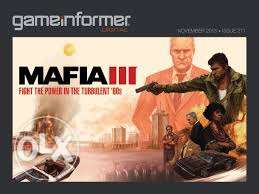 Mafiya 3 ps4 game