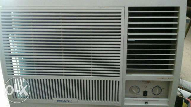 Pearl 2 ton window ac good condition,best cooling المنامة -  1