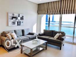 Luxury sea view apartment for rent in Reef Island, Ref: MPI00159