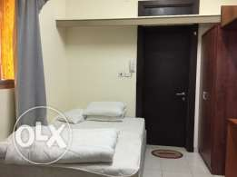 Furnished studio flat
