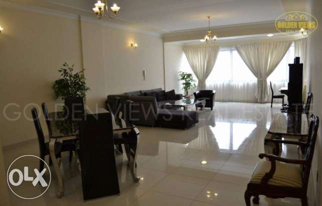 3 Bedroom fully furnished specious flat for rent all inclusive