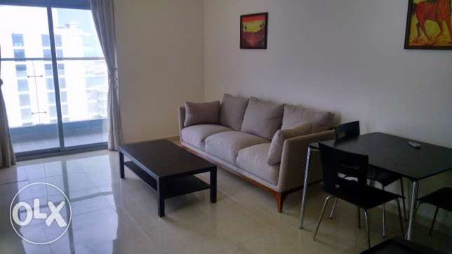 One Unit Only 1 BR Fully Furnished Apartment in Amwaj