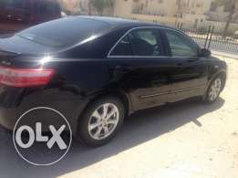 Camry glx model 2007 very good condition only pay and drive