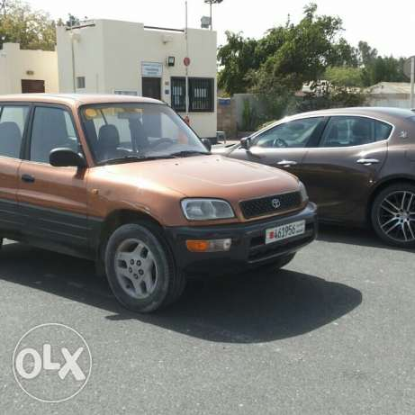 Toyota rav4 model 1998