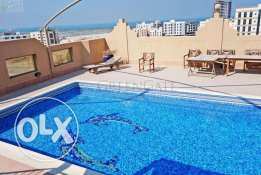 2 bedroom flat in Seef near Le Chocolat. Great value for BD500 only!