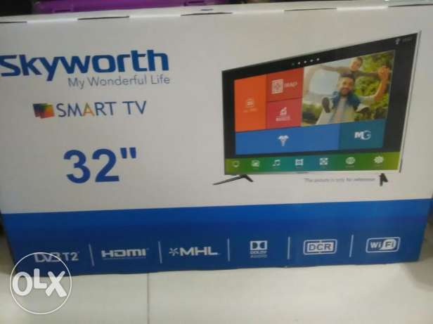 brand new smart tv for a cheap price