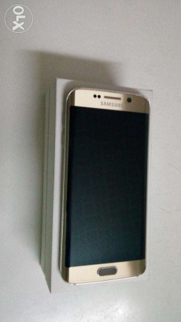 S6 edge gold 32 gb super condition