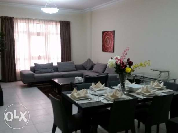 Attractive and comfortable two bedroom spacious apartment