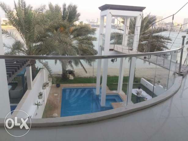 Excellent semi furnished Villa in Amwaj islands جزر امواج  -  3