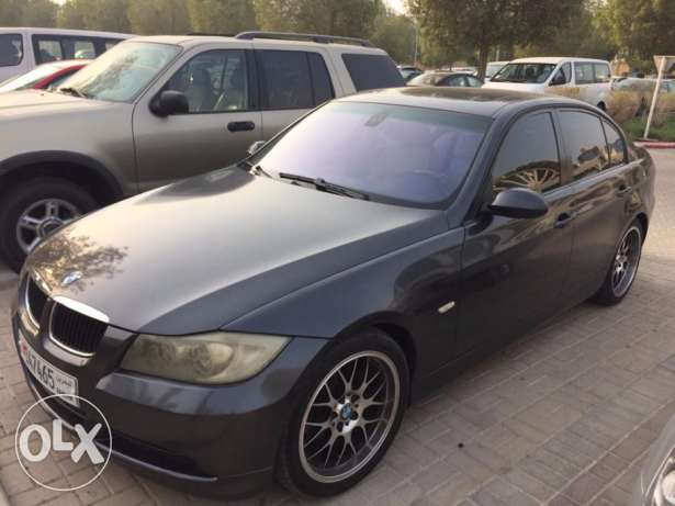 For sale BMW 320i. Model 2006,83.400 km. In excellent condition
