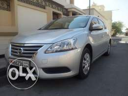 Nissan Sentra 2013 FULL AUTOMATIC, silver for urgent sale