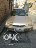 Honda Accord full option