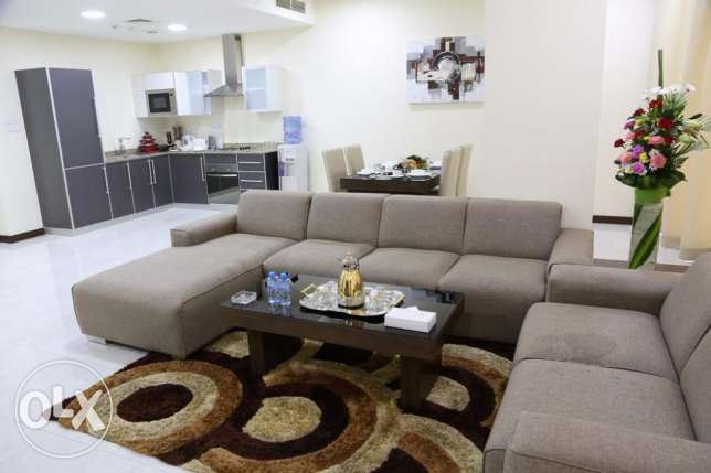 Studio - 1BR - 2BR - 3BR | Luxury and Modern Apartment Available for N