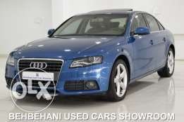 Audi A4 2.0T 2011 for Sale In Bahrain