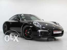 Porsche Approved 911 Carrera S BLACK 2013MY