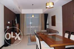 2 bedroom fully furnished in juffair inclusive