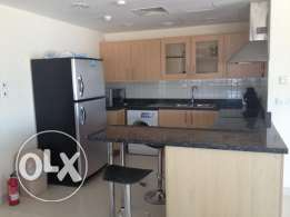 Beautiful 2 Bed rooms apartment decant furniture in Amwaj island