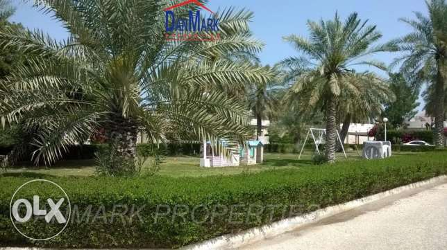 BARBAR 4 BR Semi Private Villa with Private Garden for rent INCLUSIVE