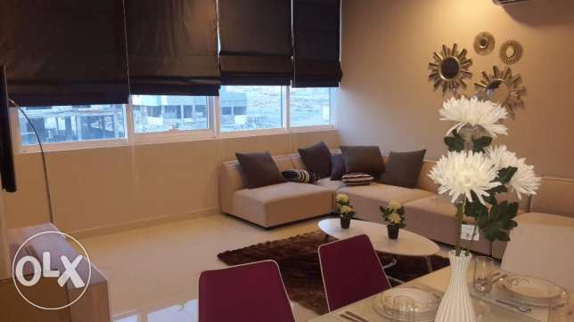 Modern 2 Bedrooms Apartment in Janabiya