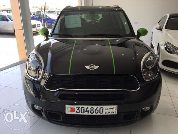 Mini Cooper S - Countryman / 2014