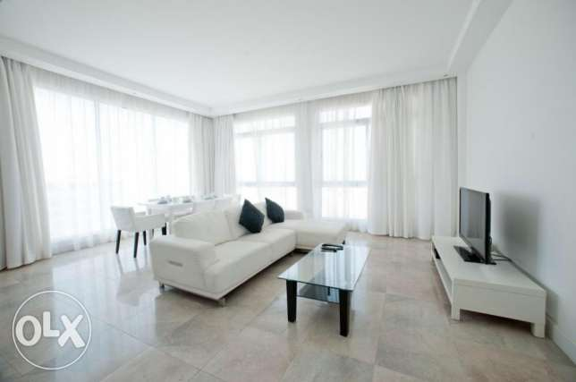 Modern and Bright 2 Bedroom Apartment for rent 525 in Umm Al Hassa