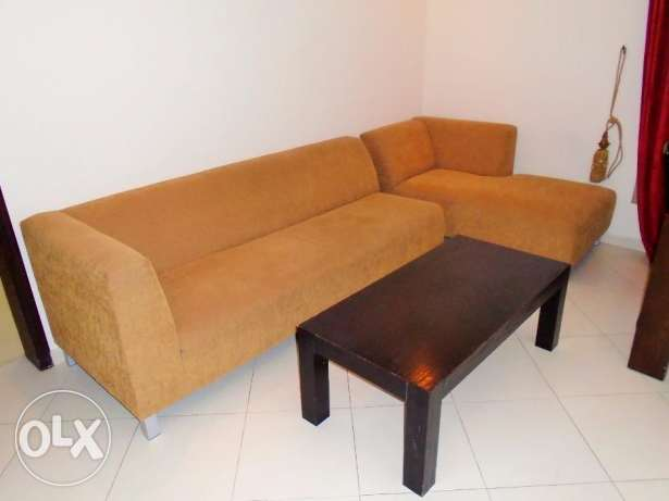 2 Bedroom bright f/furnished Apartment in Adliya
