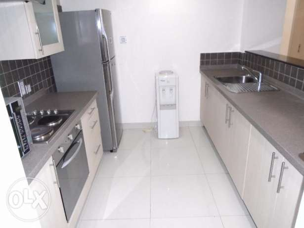 2 bedroom flat for rent fully furnished in Mahooz