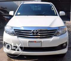 TOYOTA FORTUNER 2014 Model for sale