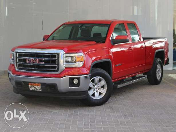 GMC Sierra 2015 Red For Sale