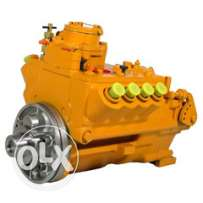 Caterpillar oil pump fuel pump
