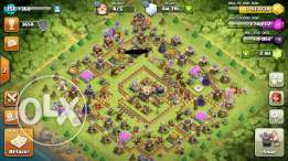 Clash of clans. 2 account's for sale