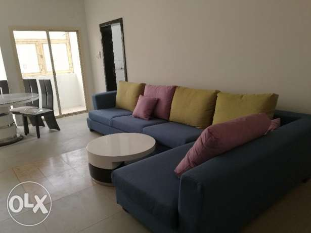 MAHOOZ - Fully Furnished 2 Bedroom Flat for Rent (inclusive)