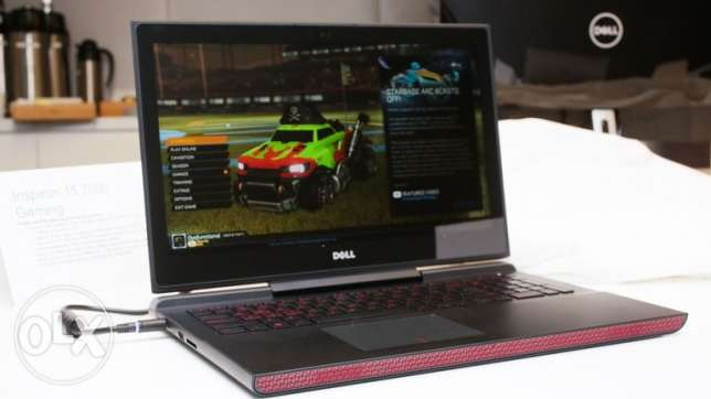 Dell Gaming Laptop 2017 Model