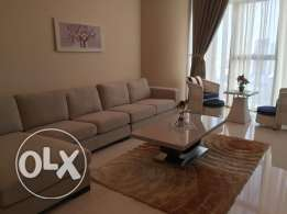 Fantastic 2 Bedrooms Fully Furnished Apartment in Seef Area/Inclusive