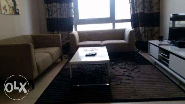 Spacious Apartment for rent in Um Al Hassam fully furnished