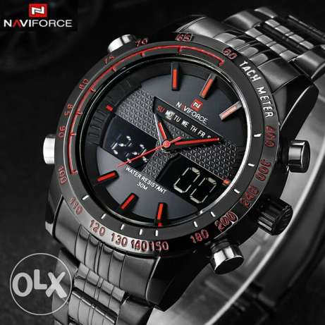 Watch Naviforce 9024