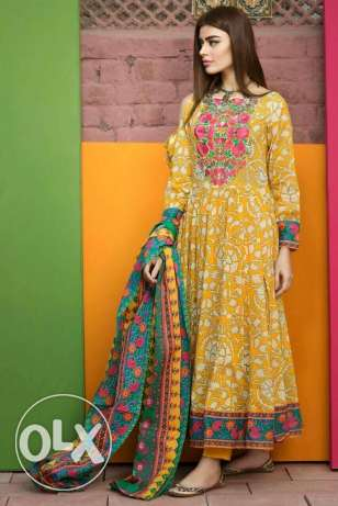 Pakistani ready to wear dress