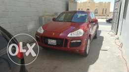 Porsche cayenne GTS 2008 excellent condition Full option